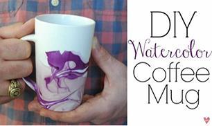 Diy Beautiful Coffee Mug