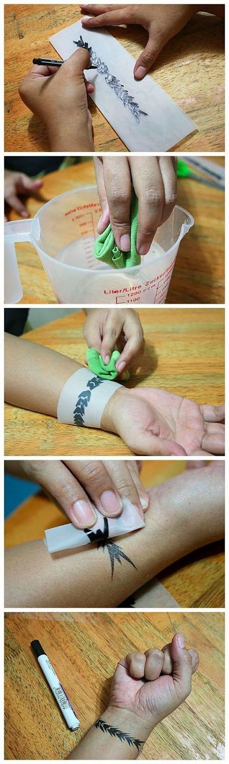 1 Create Your Own Temporary Tattoo0838d1a