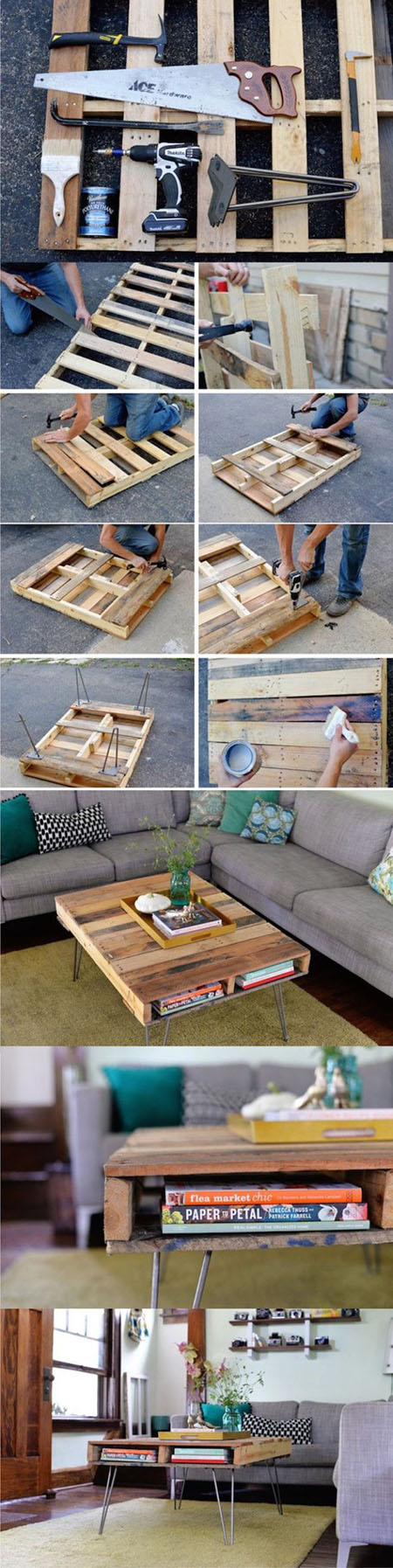 10 DIY Coffee Table Projects 8c27465e