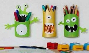 Diy Cute Pencil Holders