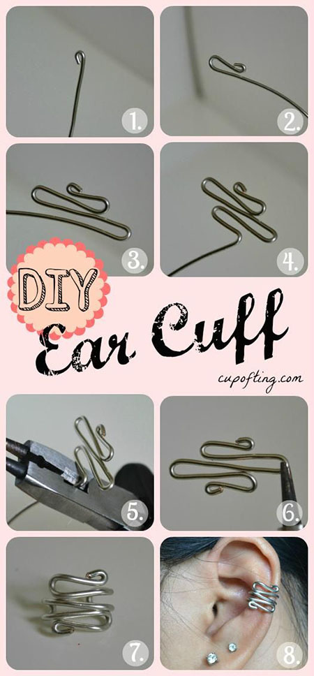 13  DIY Ear Cuff546df50f6