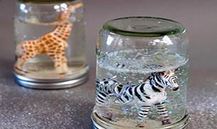 Diy Beautiful Jar Craft