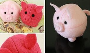 Diy Cute Pig