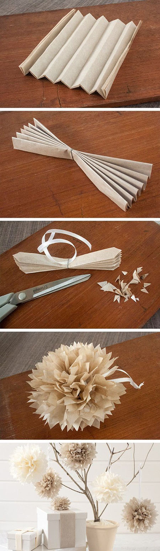 18 DIY Paper Flowers c97f651daab2