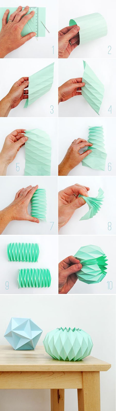 18  origami lampshadeebf15e8a641e