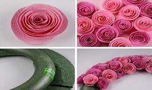 Diy Pretty Rose