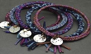 DIY Colorful Braided Craft