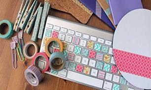 Diy Colorful Keyboard