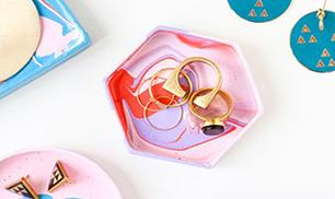 Diy Beautiful Jewelry Dish