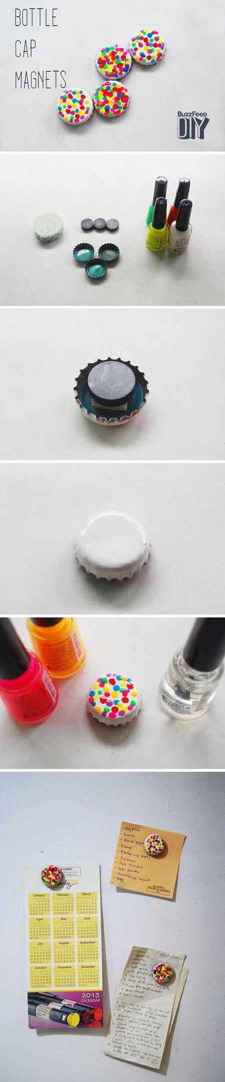 9 Bottle Cap Magnetsa1a42b62b8c