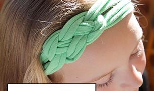 Diy Headbands Out of Shirts