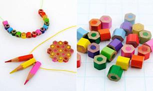Great Pencil Craft Idea