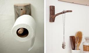 Branch Hook DIY Ideas