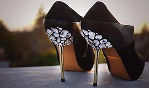 Beautiful Shoes DIY