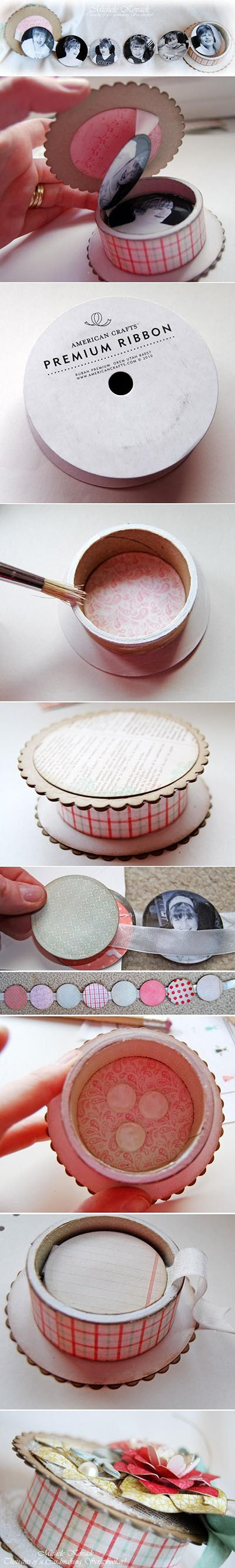 10 DIY Creative Photo Album811fb