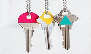 Make Your Key More Beautiful