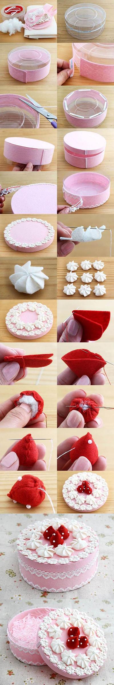11 DIY Beautiful Gift Box807fb9
