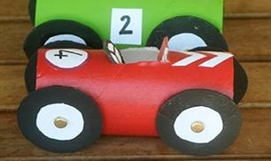 Easy Car Craft for Kids