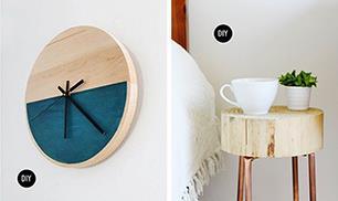 Great Wood DIY Ideas