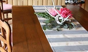 Great Table Decor Idea