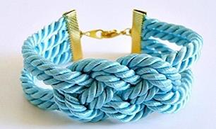 Easy and Beautiful Rope Bracelet