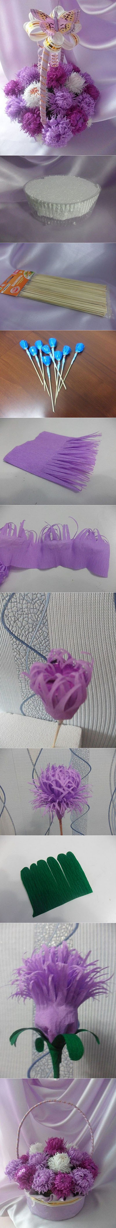 17 Flower bouquet tutorials48686b4