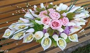 Flower bouquet tutorial
