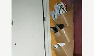 Great Shoes Organizer