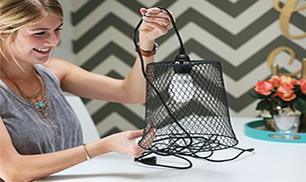 Diy Great Lamp