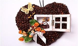 DIy Beautiful Heart shaped Box Craft