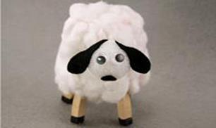 Diy Cute Cup Lamb