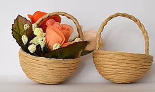 DIY Simple Mini Basket