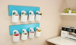 DIY Storage Furniture,Containers And Boxes