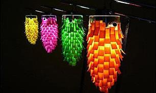 Sticky Notes Lampshade