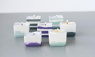 Easy And Beautiful Candle Holder