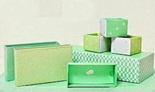 Make Box Organizer