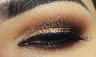 Gold and Brown Inspired Makeup Tutorials