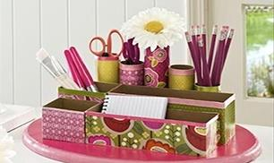 Easy Desk Organizer