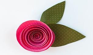 DIY Cute Paper Flower