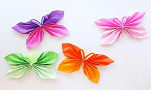 Diy Beautiful Butterflies