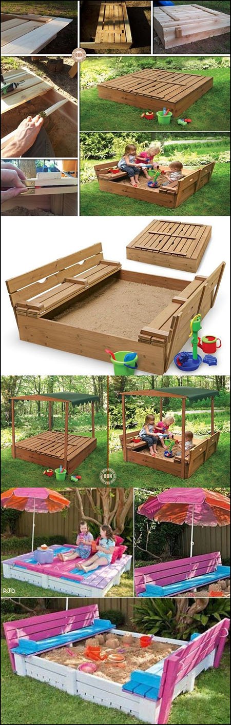 21 DIY Sandbox with cover04a792a2