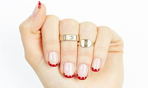 Easy And Beautiful Nails Tutorial