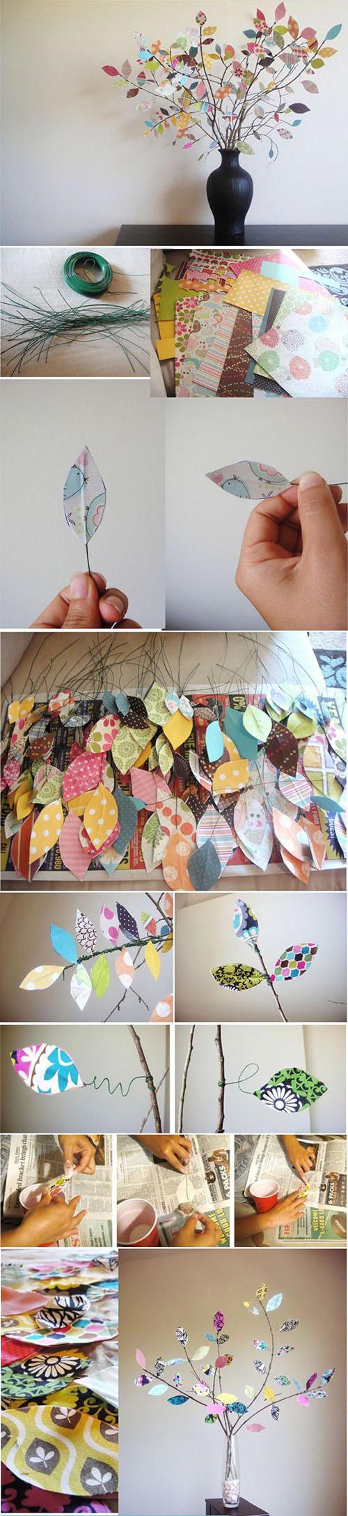 22 Paper leaves270087af5