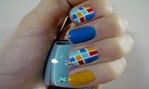 DIY Beautiful Nails