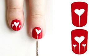 Easy And Beautiful Nails