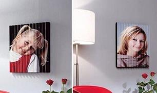 Great Photo Decor Idea