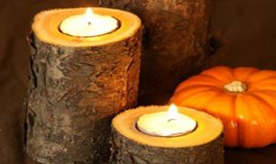 Diy Easy Fall Candles