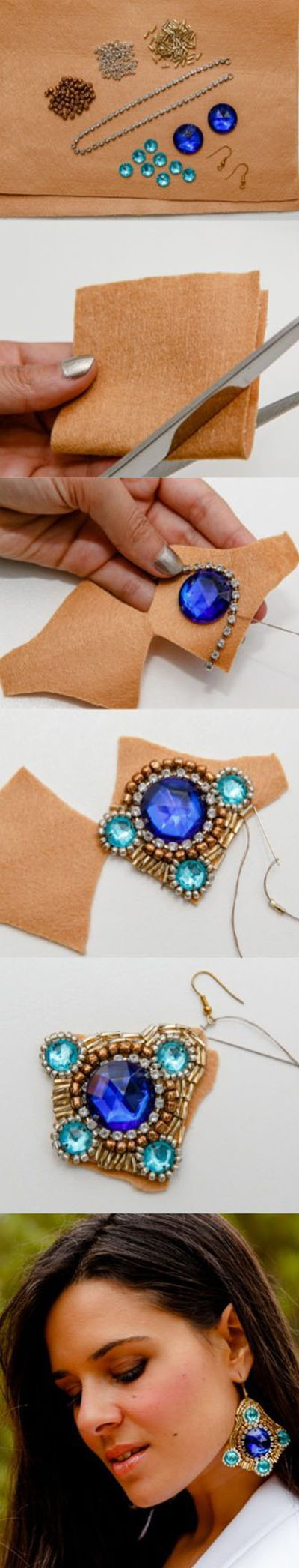 4 DIY Embellished Earrings702