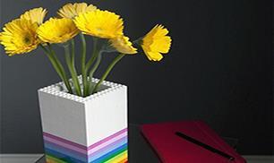 DIY Lego Vase
