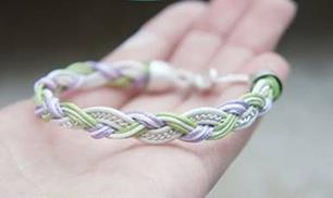 DIY Simple Beautiful Bracelet